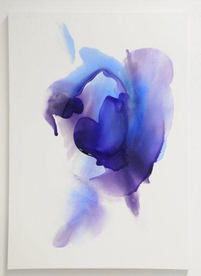 Ultramarine Blue Light and Blue Violet