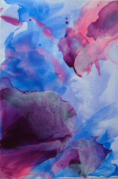Ultramarine Violet and Blue 2